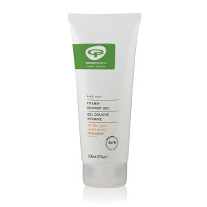 Bain-douche vitaminé par Green People (200ml)