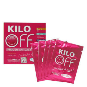 Pack Duo Kilo Off (20 sachets)