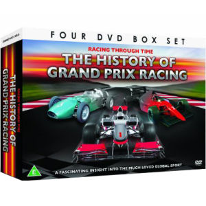 History of Grand Prix Gift Set