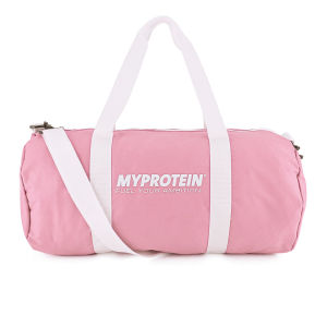 Myprotein Barrel Bag - Pinkki