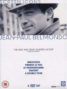 Jean Paul Belmondo Collection - Screen Icons