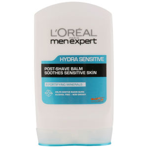L'Oréal Paris Men Expert Hydra Post-Shave Balm - Sensitive Skin (100ml)