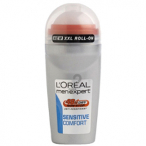 L'Oréal Men Expert Sensitive Comfort Deodorant Roll-On (50 ml)