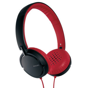 Philips Headband Headphones - Black (SHL5000/10)