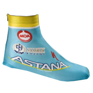 Astana Team Race Overshoes - 2013
