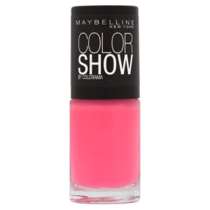 Maybelline New York Color Show Nail Lacquer - 262 Pink Boom 7ml