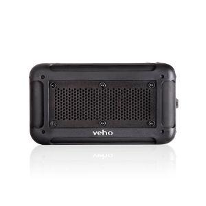 Veho Vecto Lautsprecher Wasserfest mit intergriertem 6000mah Handy/Tablet Ladegerät