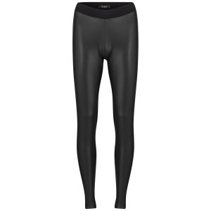 VILA Women's Viaya PU Leggings - Black