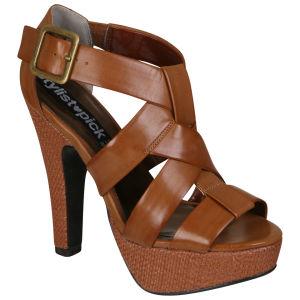 Stylist Pick 'Isla' Women's Platform Heel - Tan