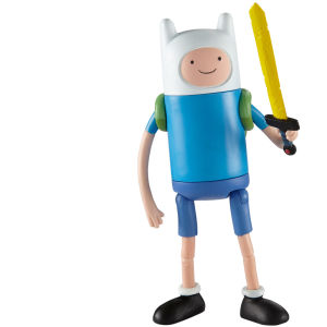 Adventure Time - 5 Inch Finn Action Figure
