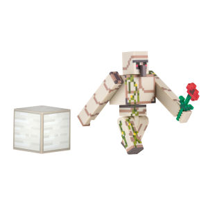 Minecraft - Iron Golem 3 Inch Action Figure