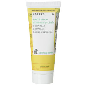 Korres Basil Lemon Body Milk (40 ml)