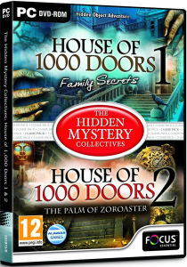 Hidden Mystery Collectives: The House of 1,000 Doors 1 and 2