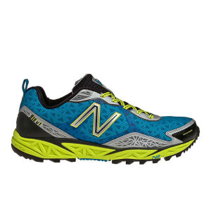 New Balance Men's MT910BG Trail Running Shoes - Blue/Green