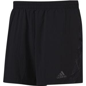 adidas Men's Supernova 5 Inch Running Shorts - Black