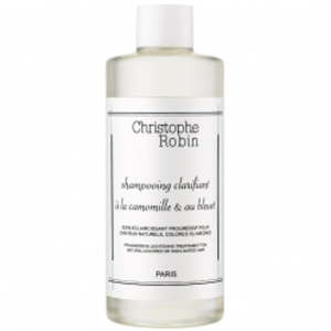CHRISTOPHE ROBIN CLARIFYING SHAMPOO WITH CAMOMILE AND CORNFLOWER (250ML)