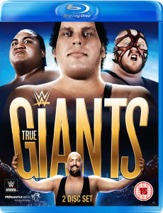 WWE: True Giants (2 Discs)