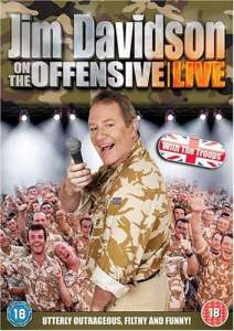 Jim Davidson - On The Offensive Live