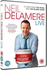 Neil Delamere - Creme Delamere