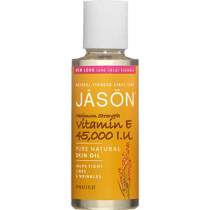 JASON 45,000Iu Vitamin E Beauty Oil (2 oz.)