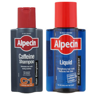 Alpecin Thickening Essentials (Worth £33.45)