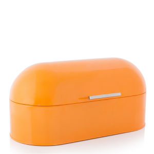 Cook In Colour Dome Bread Bin - Orange