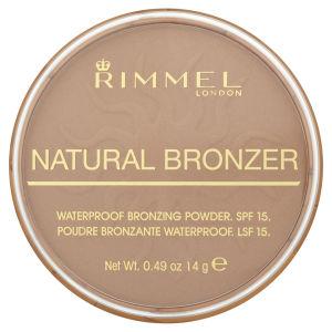 RimmelNatural Bronzer - Бронзовое солнце