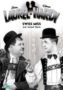 Laurel & Hardy - Swiss Miss & Animal Shorts