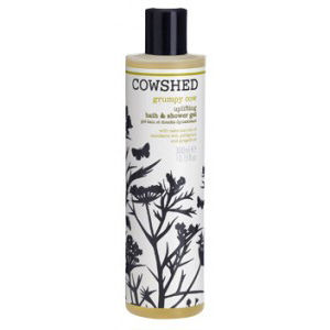 Cowshed Grumpy Cow Uplifting Bath & Shower Gel 10 oz