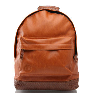 Mi- Pac Premium Prime Weave Backpack - Prime Tan Weave