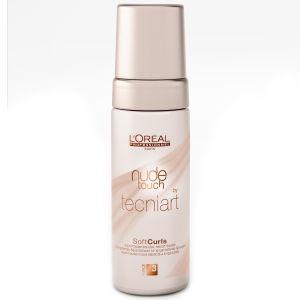 L'Oréal Professionnel Tecni ART Nude Touch Aqua Mousse Curl - For Bouncy Curls (150ml)