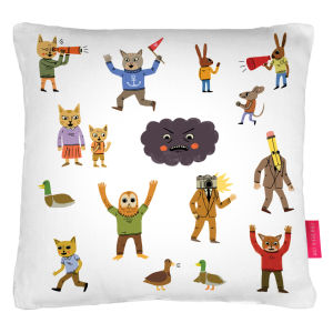 Ohh Deer Funky Bunch Cushion