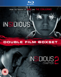 Insidious 1 and 2