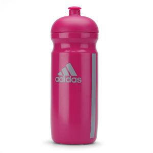 adidas Unisex Classic Water Bottle 0.5L - Vivid Berry/Silver