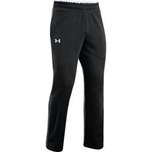 Under Armour Men's CC Storm Transit Pants - Black/White