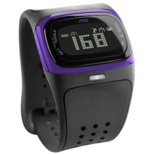 Mio Alpha S Heart Rate Monitor - Purple