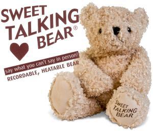 Sweet Talking Bear