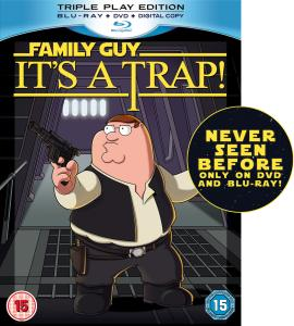 Family Guy Presents: Its A Trap Beperkte Editie