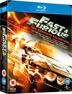 Fast and Furious 1-5