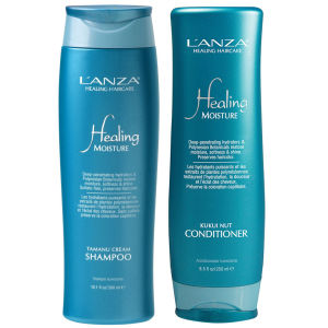L'Anza Healing Moisture Duo (Worth £49.90)