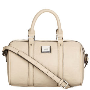 Fiorelli Hope Zip Top Grab/Cross Body Bag - Soft White