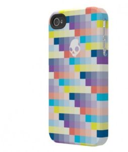 Skullcandy Trace Case for iPhone 4/4s - Multi-Coloured