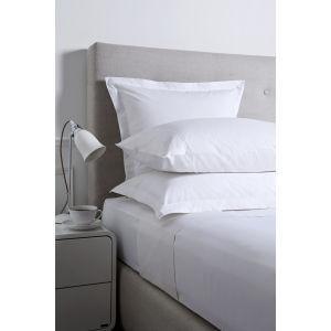 Christy 250 Egyptian Cotton Flat Sheet - Platinum