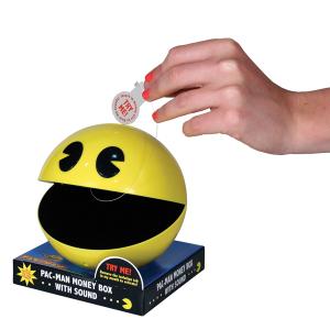 Pac-Man Moneybox with Sound