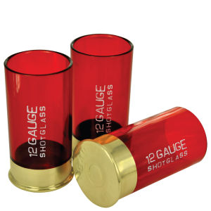 Verres à shot Calibre de Cartouche (Lot of 4)
