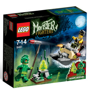 LEGO Monster Fighters: The Swamp Creature (9461)