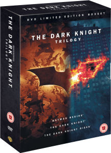 The Dark Knight Trilogy (Includes UltraViolet Copy)