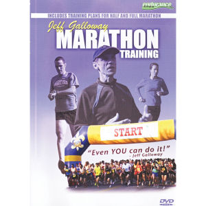 Jeff Galloway Marathon Training DVD