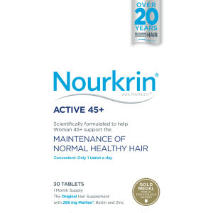 Nourkrin Active 45+ Tablets (30 Tablets)