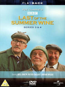 Last Of Summer Wine - Series 3 & 4